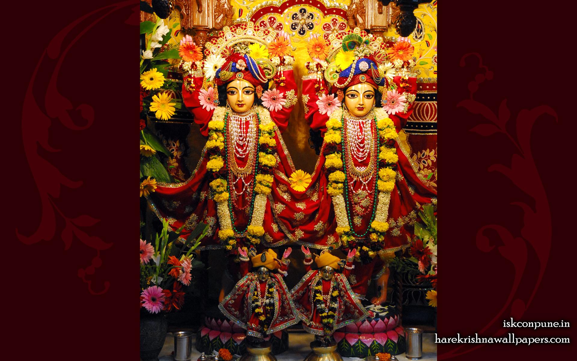 Sri Sri Gaura Nitai Wallpaper (001) Size 1920x1200 Download