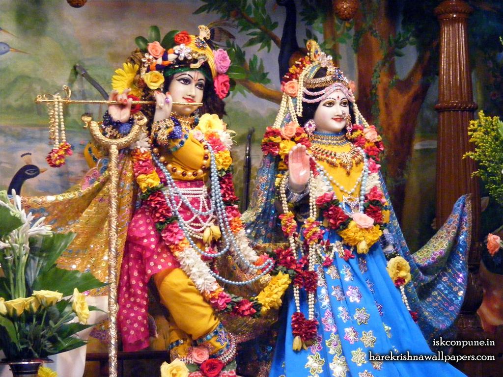 Sri Sri Radha Kunjabihari Wallpaper (001) Size 1024x768 Download