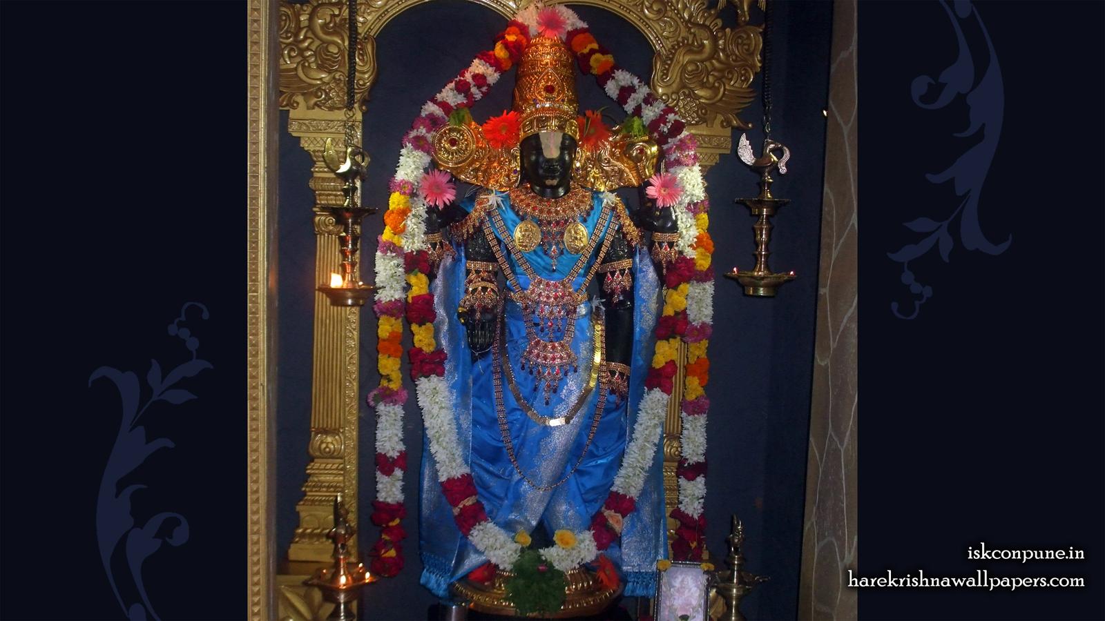 Sri Balaji Wallpaper (002) Size 1600x900 Download