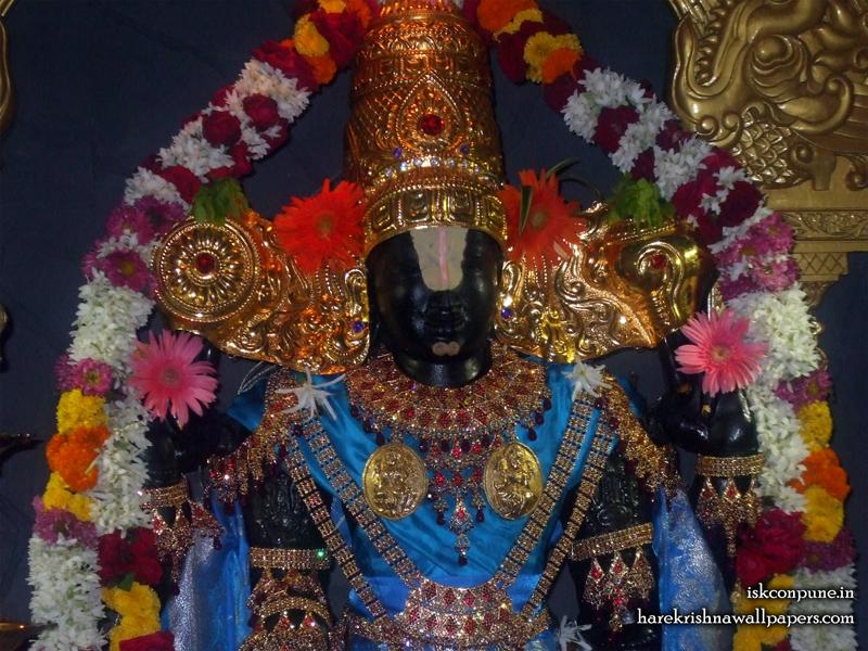 Sri Balaji Close up Wallpaper (002) Size 800x600 Download