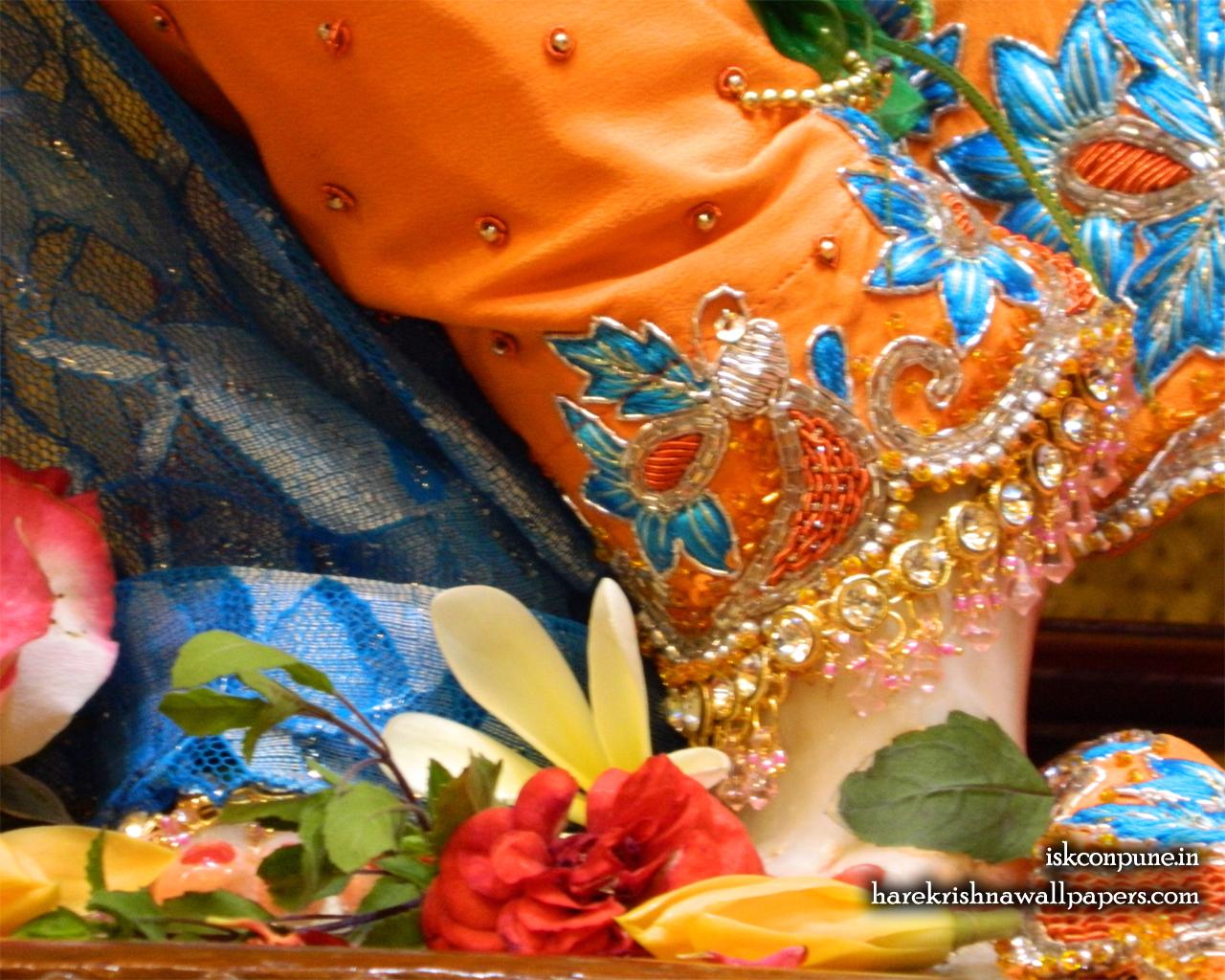 Sri Kunjabihari Feet Wallpaper (002) Size 1280x1024 Download