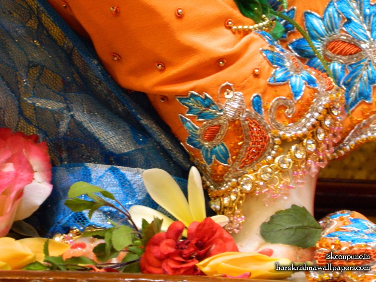 Sri Kunjabihari Feet Wallpaper (002) Size 1280x960 Download