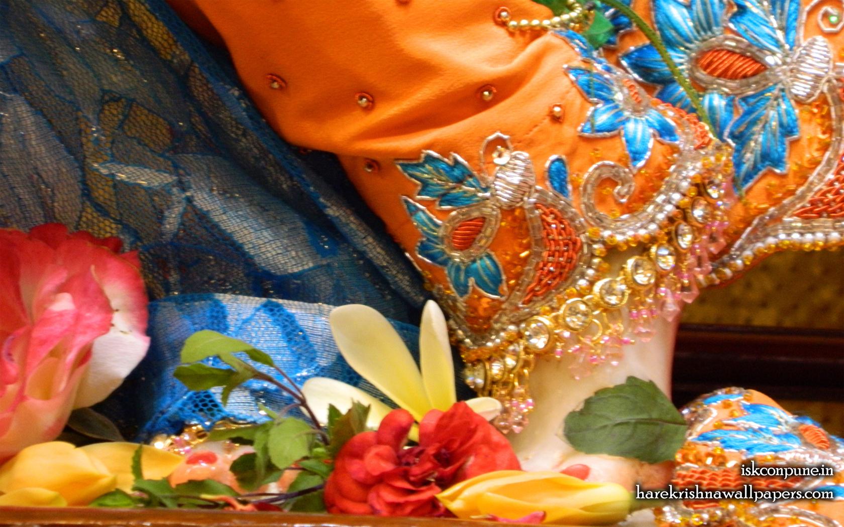 Sri Kunjabihari Feet Wallpaper (002) Size 1680x1050 Download