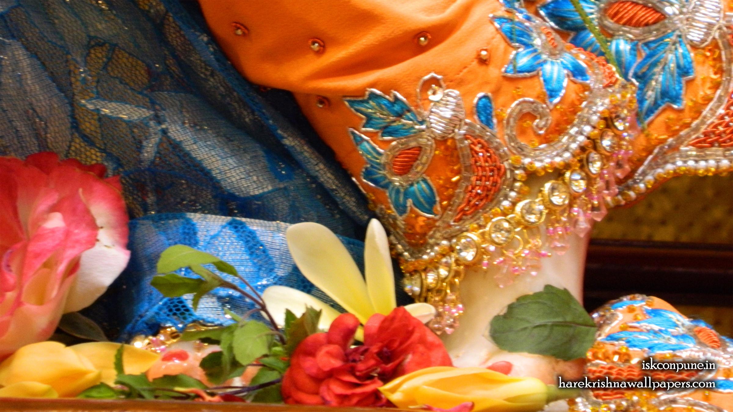 Sri Kunjabihari Feet Wallpaper (002) Size 2400x1350 Download