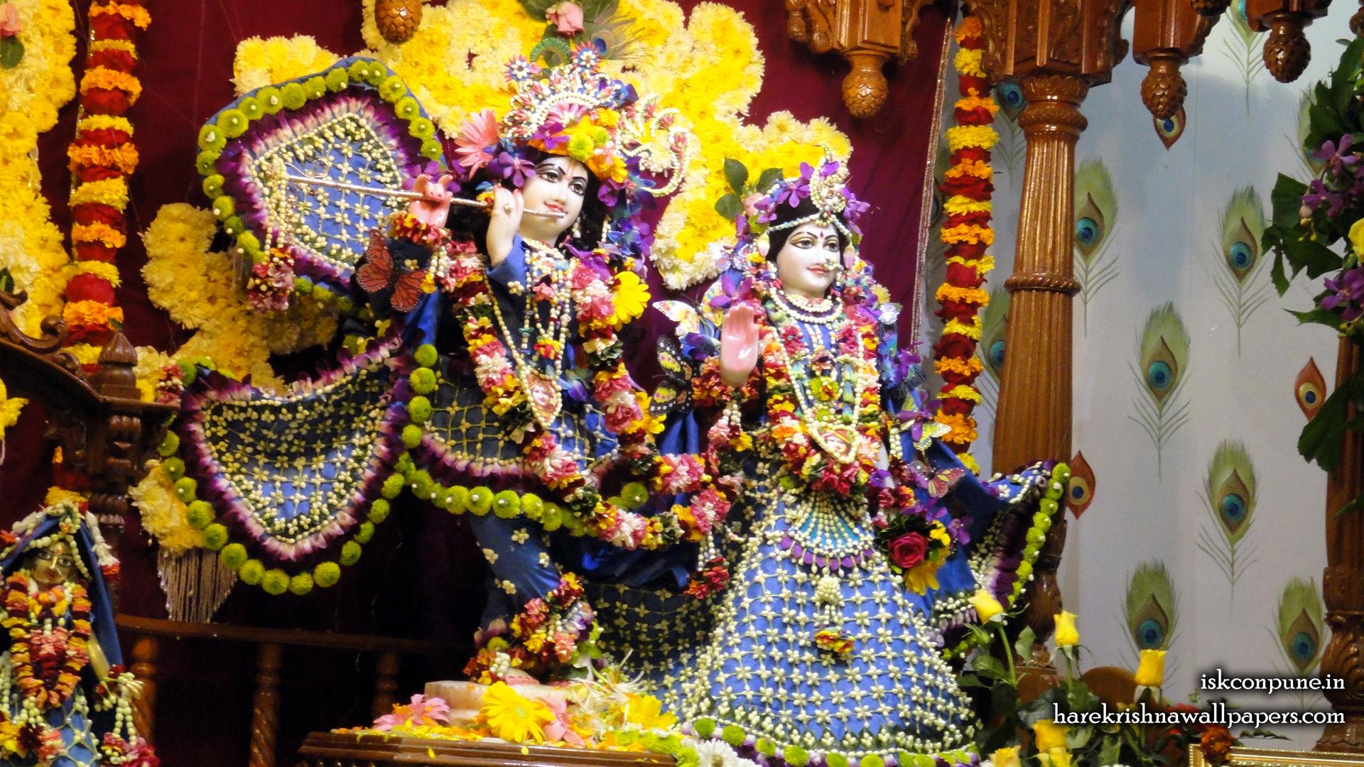 Sri Sri Radha Kunjabihari Wallpaper (002) Size 1920x1080 Download