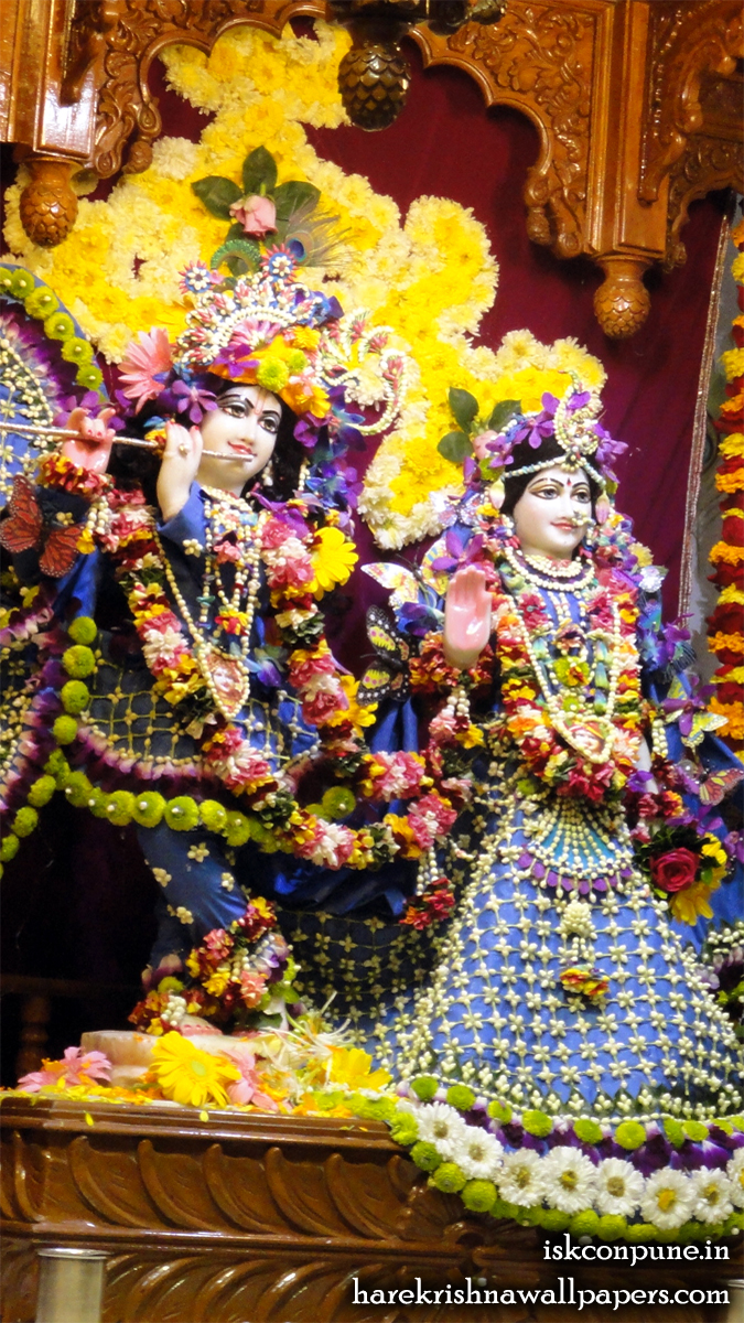 Sri Sri Radha Kunjabihari Wallpaper (002) Size 675x1200 Download