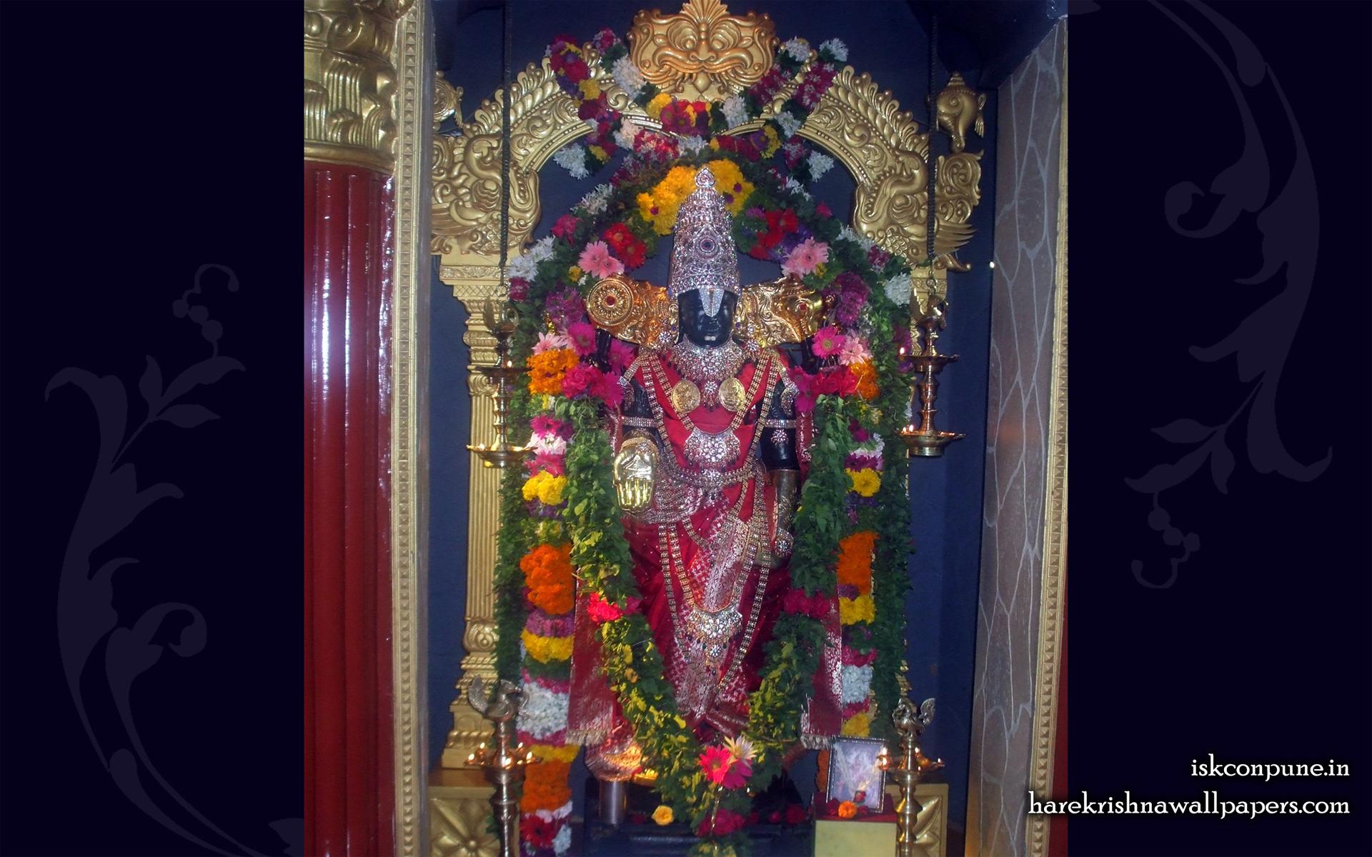 Sri Balaji Wallpaper (003) Size 1920x1200 Download