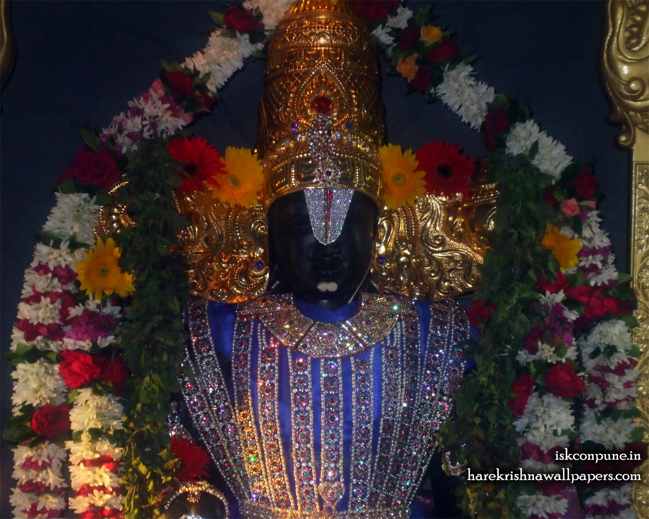 Sri Balaji Close up Wallpaper (003) Size 1280x1024 Download