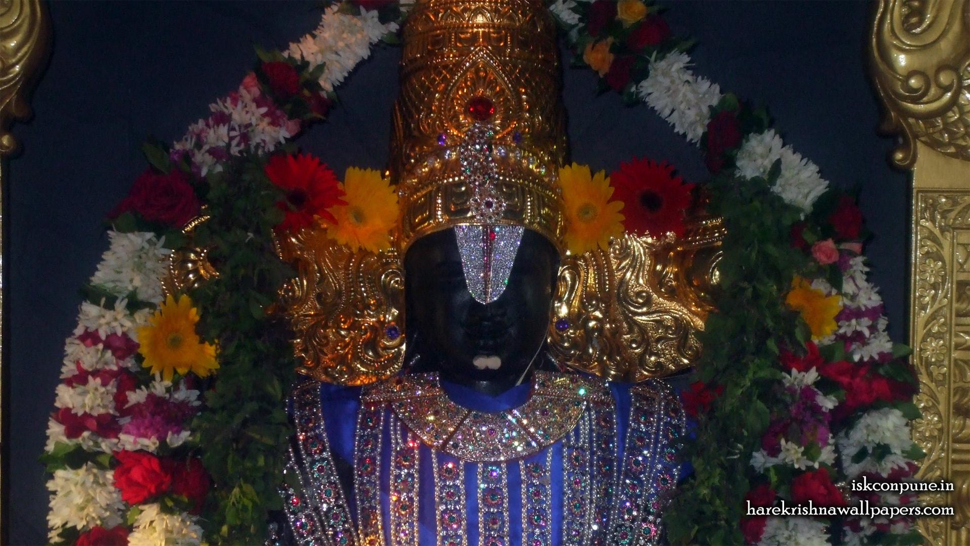 Sri Balaji Close up Wallpaper (003) Size 1920x1080 Download