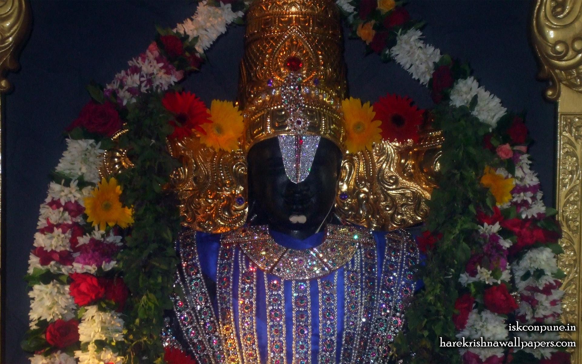 Sri Balaji Close up Wallpaper (003) Size 1920x1200 Download