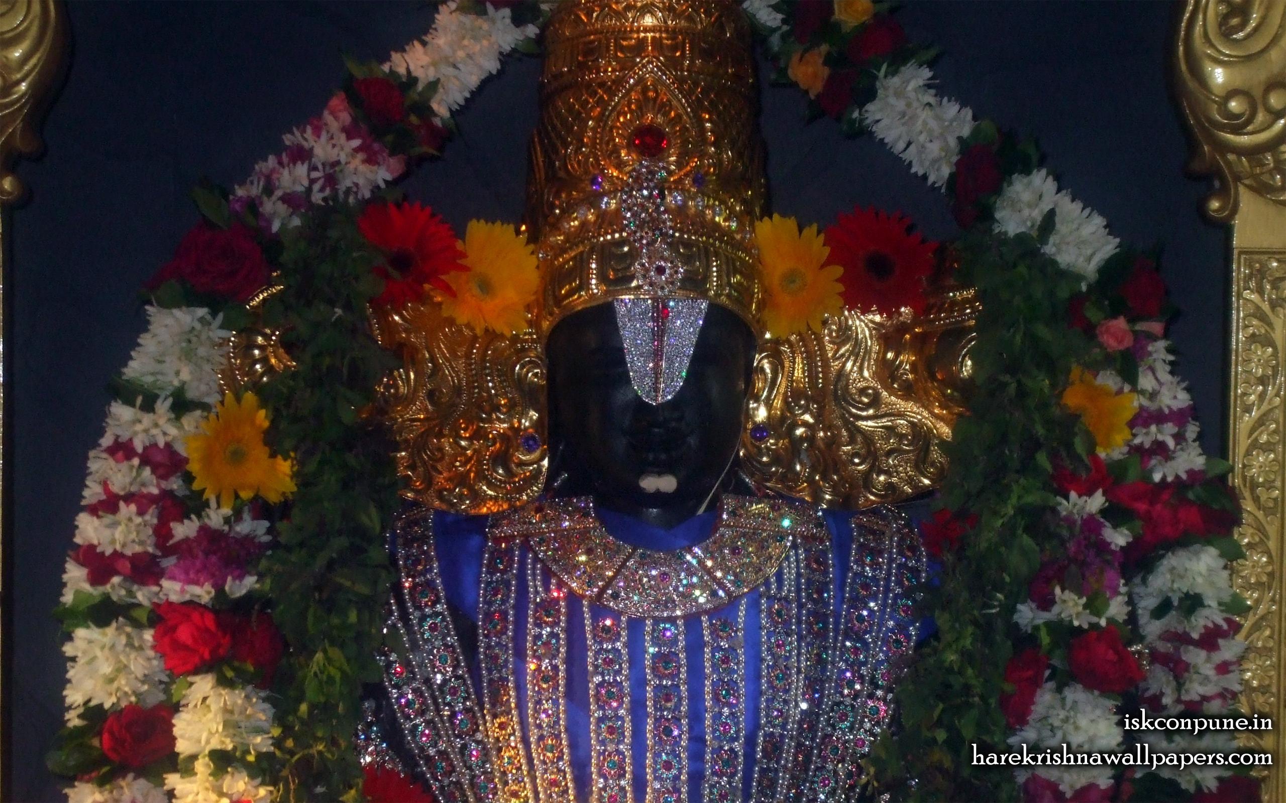 Sri Balaji Close up Wallpaper (003) Size 2560x1600 Download