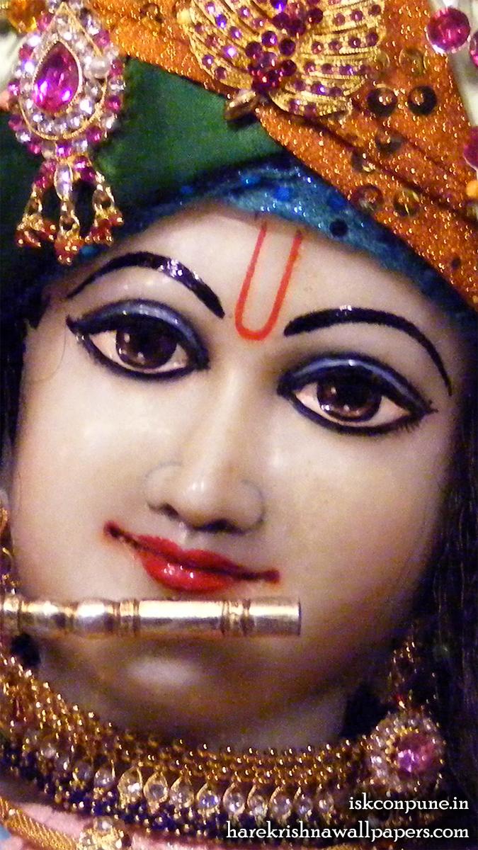 Sri Kunjabihari Close up Wallpaper (003) Size 675x1200 Download