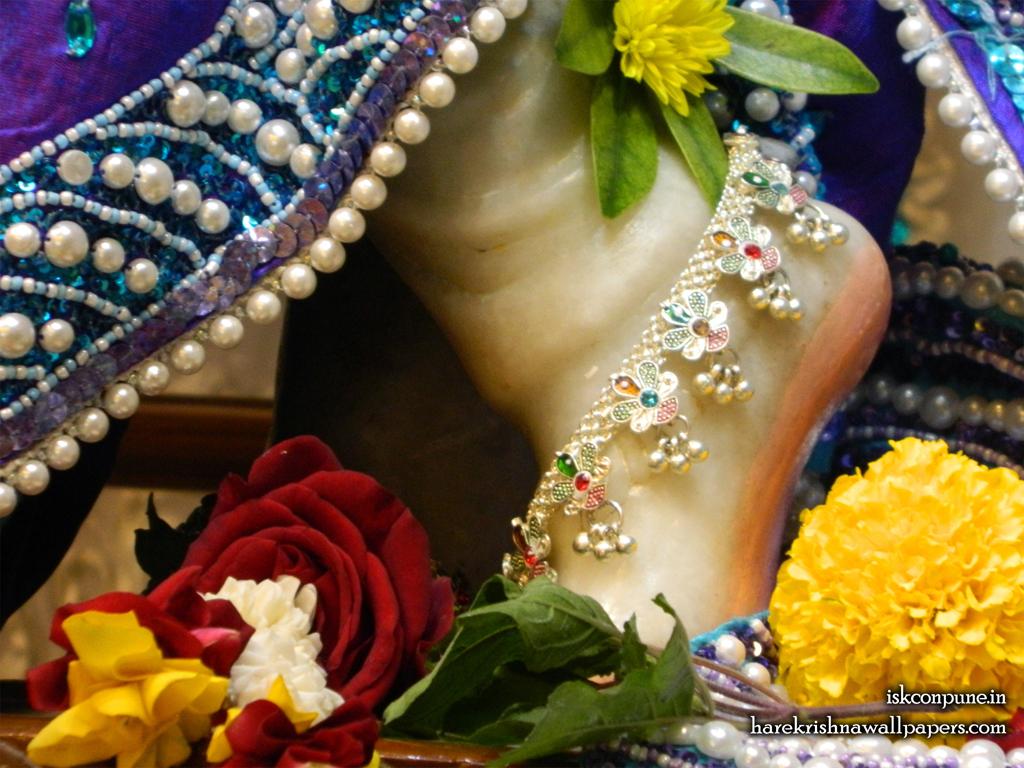 Sri Kunjabihari Feet Wallpaper (003) Size 1024x768 Download