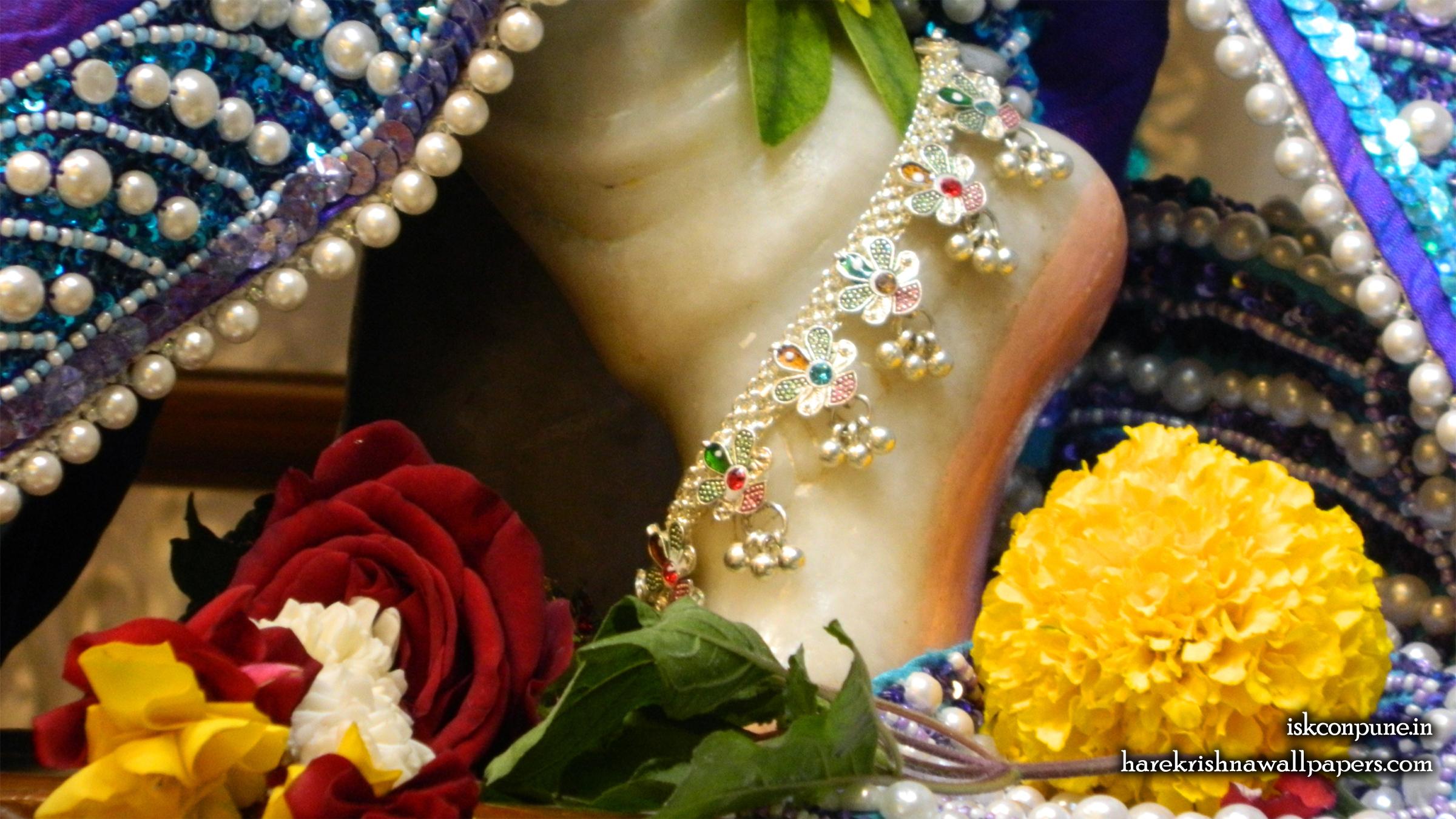 Sri Kunjabihari Feet Wallpaper (003) Size 2400x1350 Download