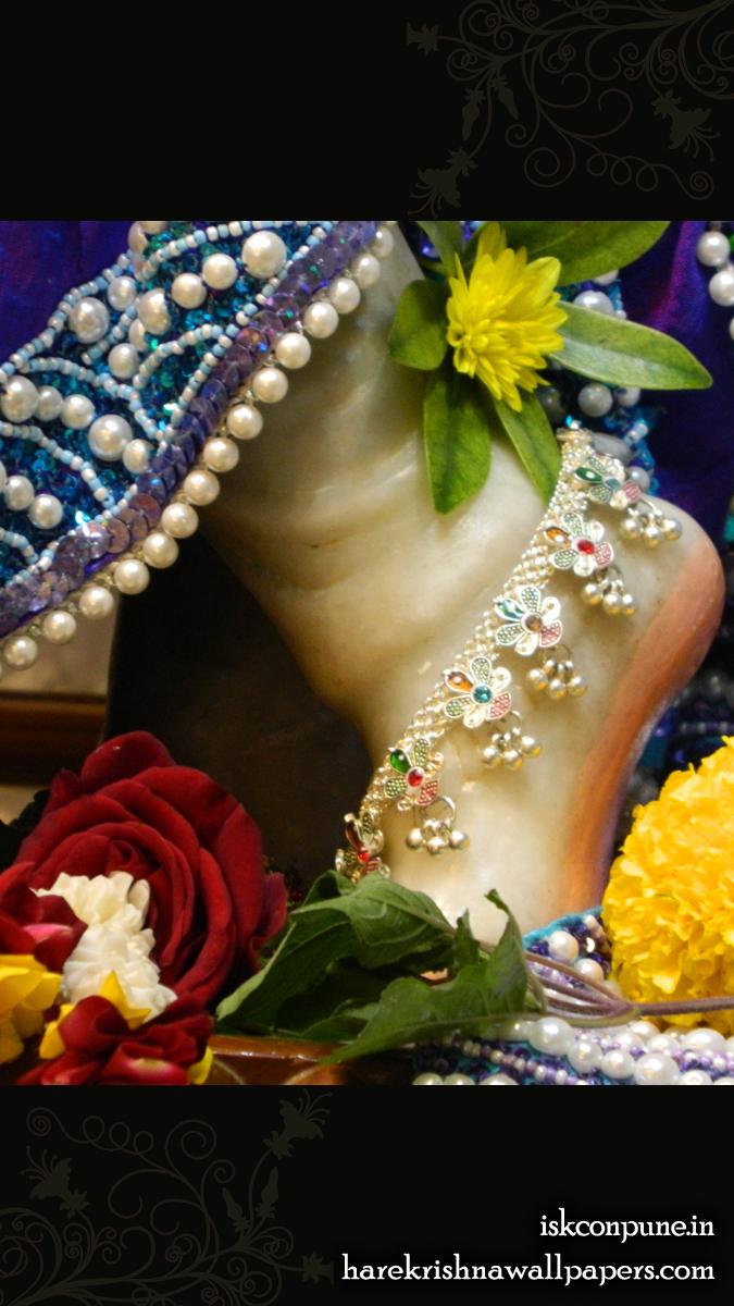 Sri Kunjabihari Feet Wallpaper (003) Size 675x1200 Download