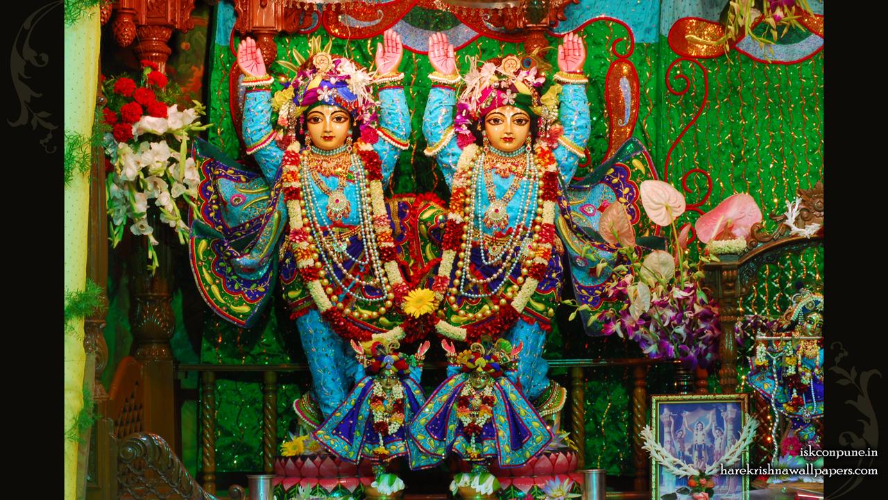 Sri Sri Gaura Nitai Wallpaper (003) Size 1280x720 Download