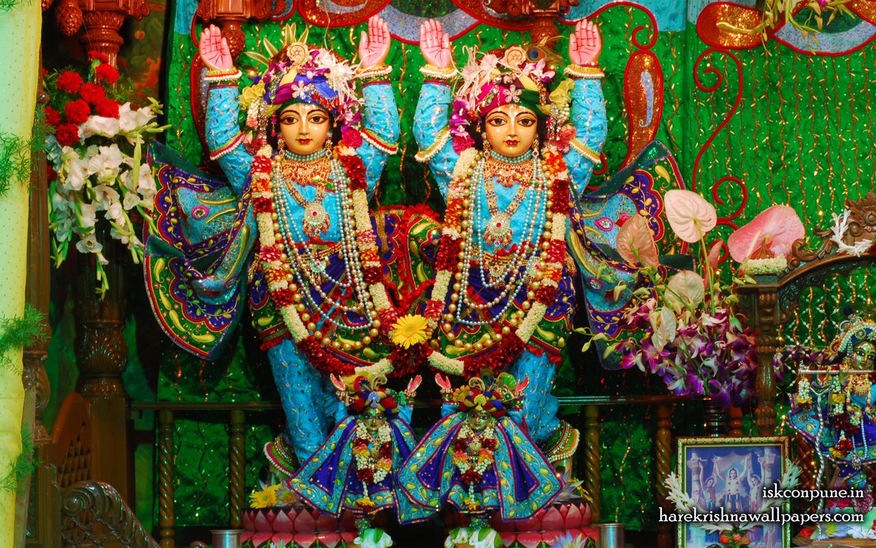 Sri Sri Gaura Nitai Wallpaper (003) Size 1280x800 Download