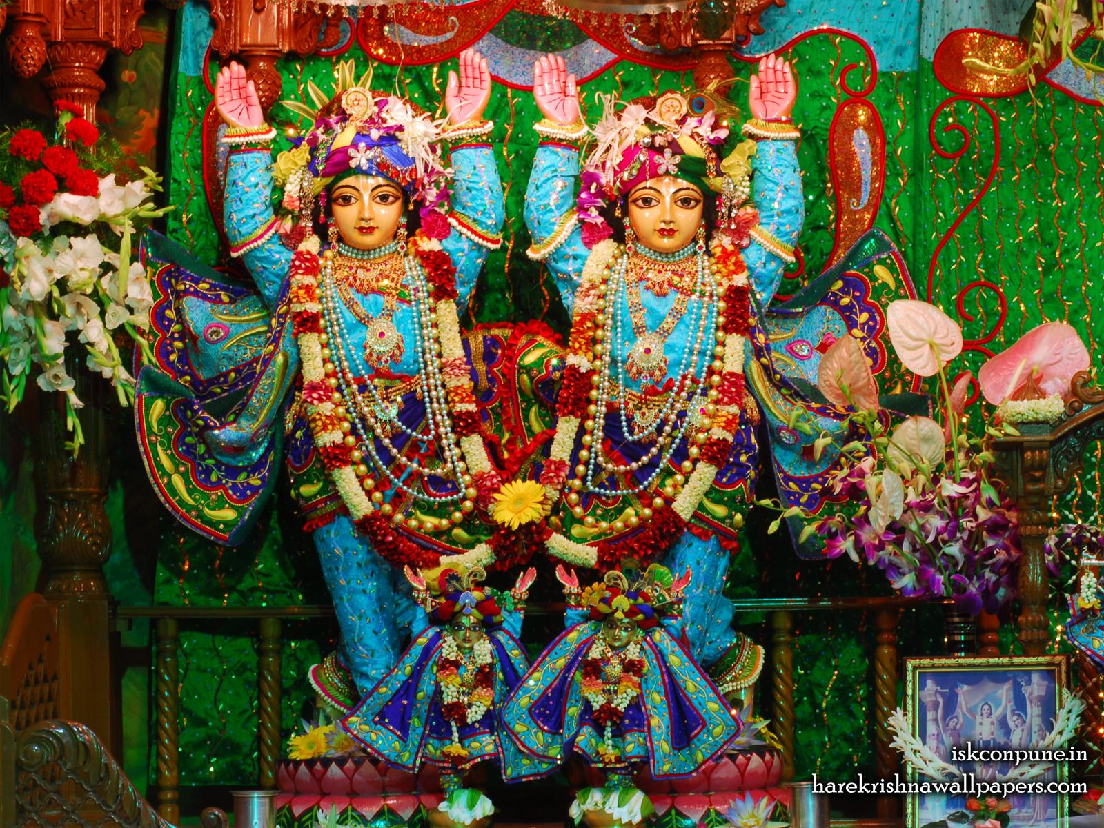 Sri Sri Gaura Nitai Wallpaper (003) Size1600x1200 Download