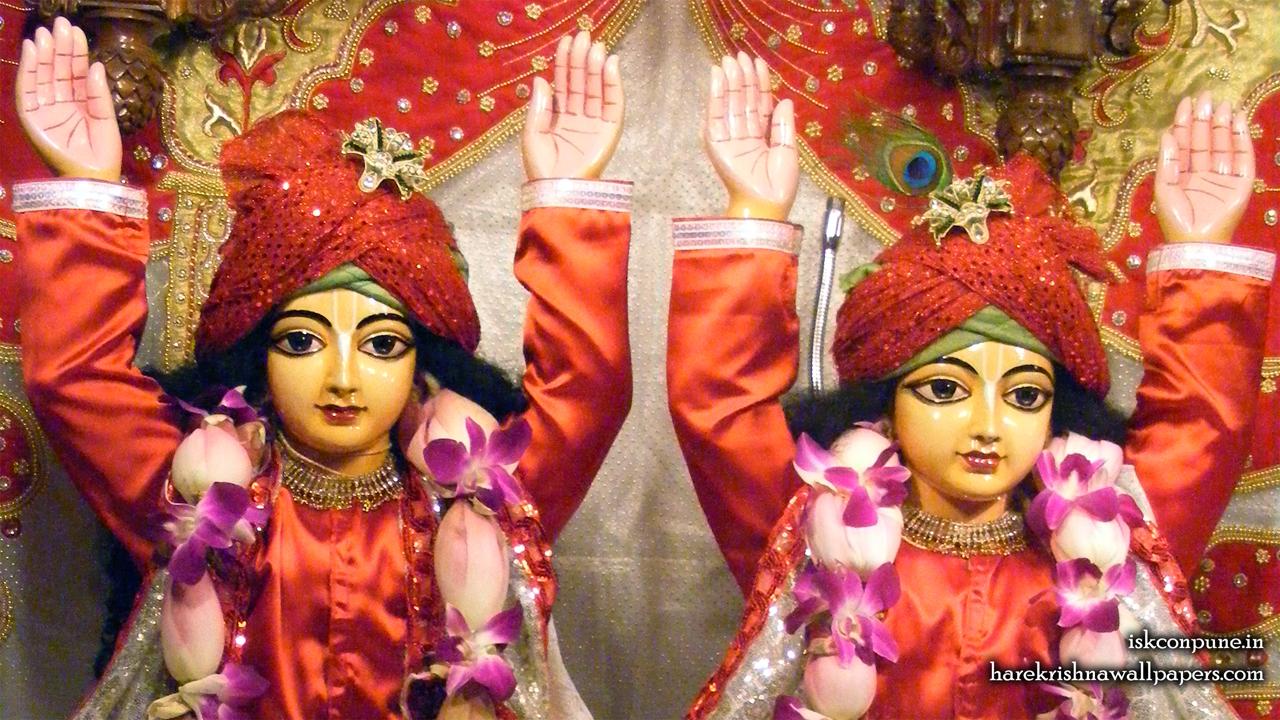 Sri Sri Gaura Nitai Close up Wallpaper (003) Size 1280x720 Download
