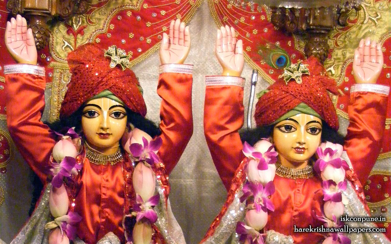 Sri Sri Gaura Nitai Close up Wallpaper (003) Size 1440x900 Download