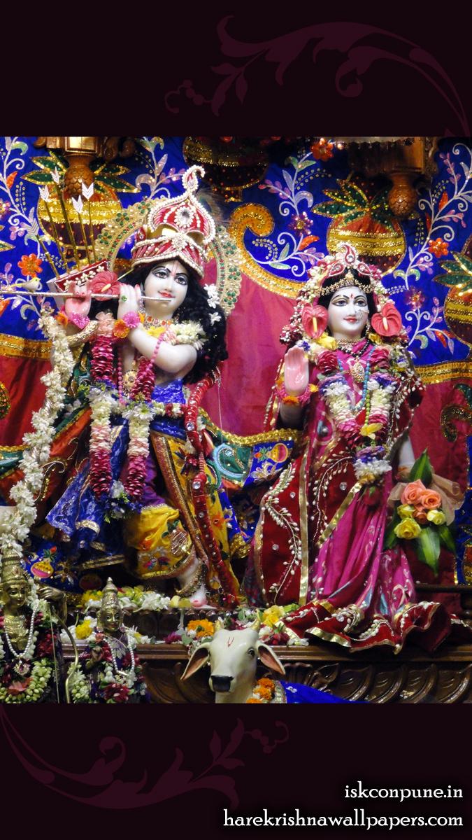 Sri Sri Radha Kunjabihari Wallpaper (003) Size 675x1200 Download