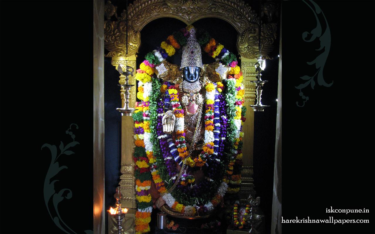 Sri Balaji Wallpaper (004) Size 1280x800 Download