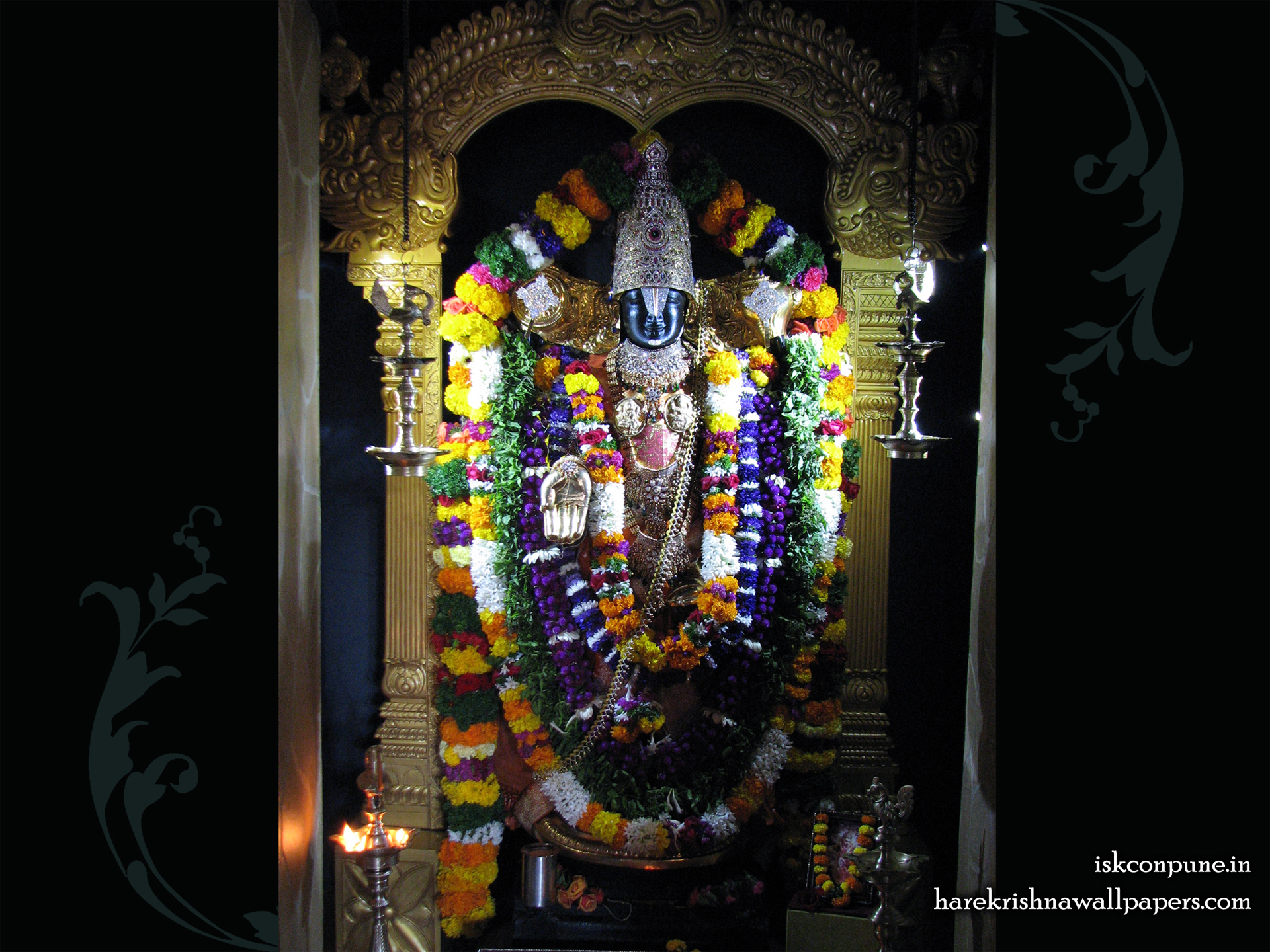 Sri Balaji Wallpaper (004) Size 1920x1440 Download