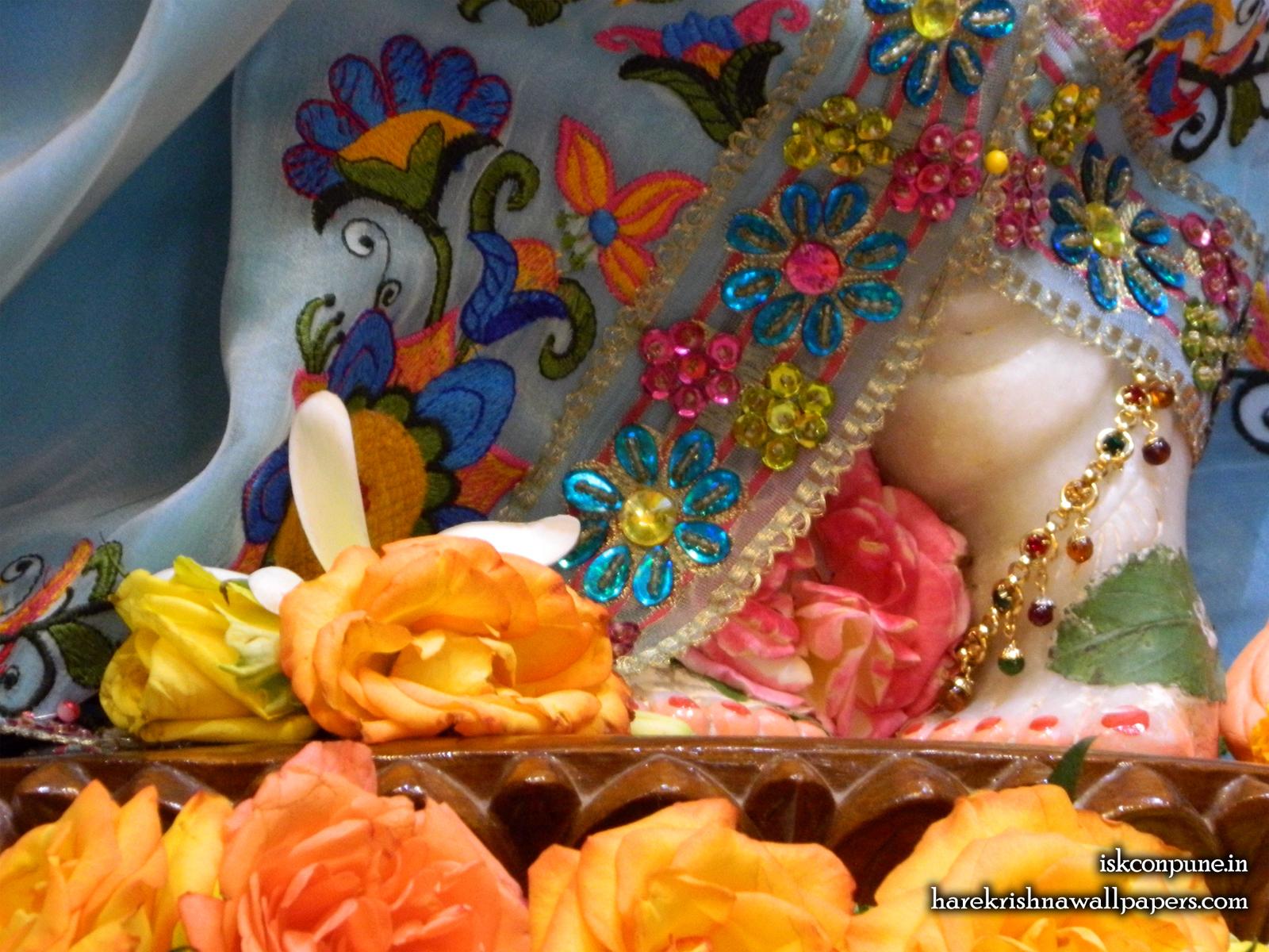 Sri Kunjabihari Feet Wallpaper (004) Size1600x1200 Download