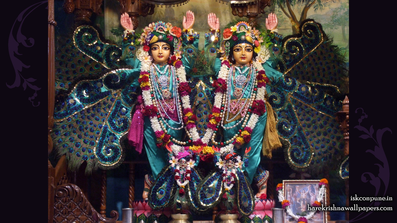 Sri Sri Gaura Nitai Wallpaper (004) Size 1280x720 Download