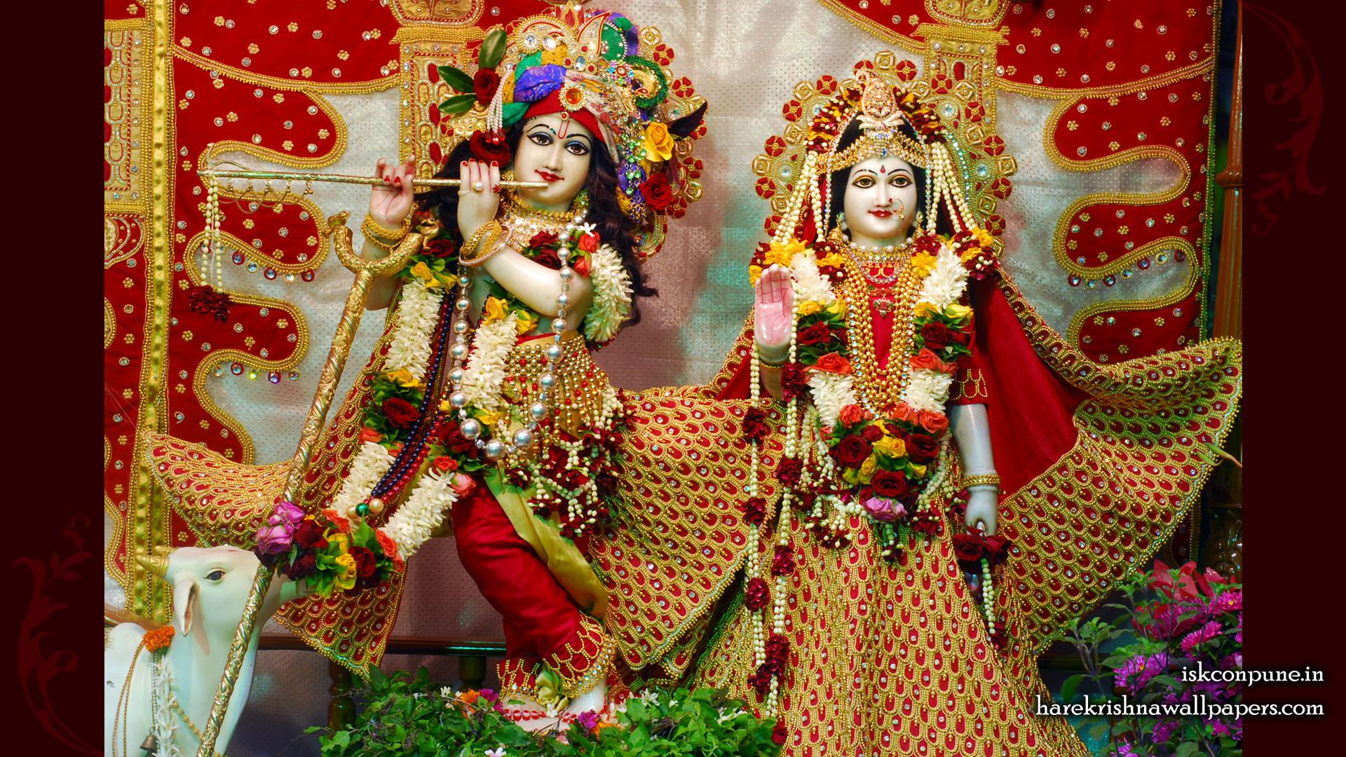 Sri Sri Radha Kunjabihari Wallpaper (004) Size 1920x1080 Download