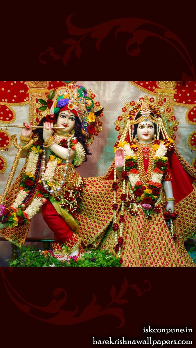 Sri Sri Radha Kunjabihari Wallpaper (004) Size 675x1200 Download