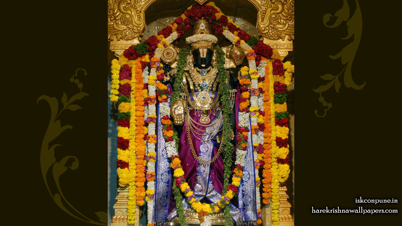 Sri Balaji Wallpaper (005) Size 1280x720 Download