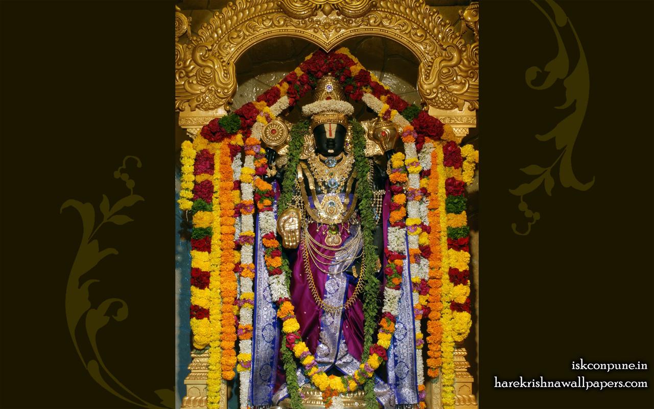 Sri Balaji Wallpaper (005) Size 1280x800 Download