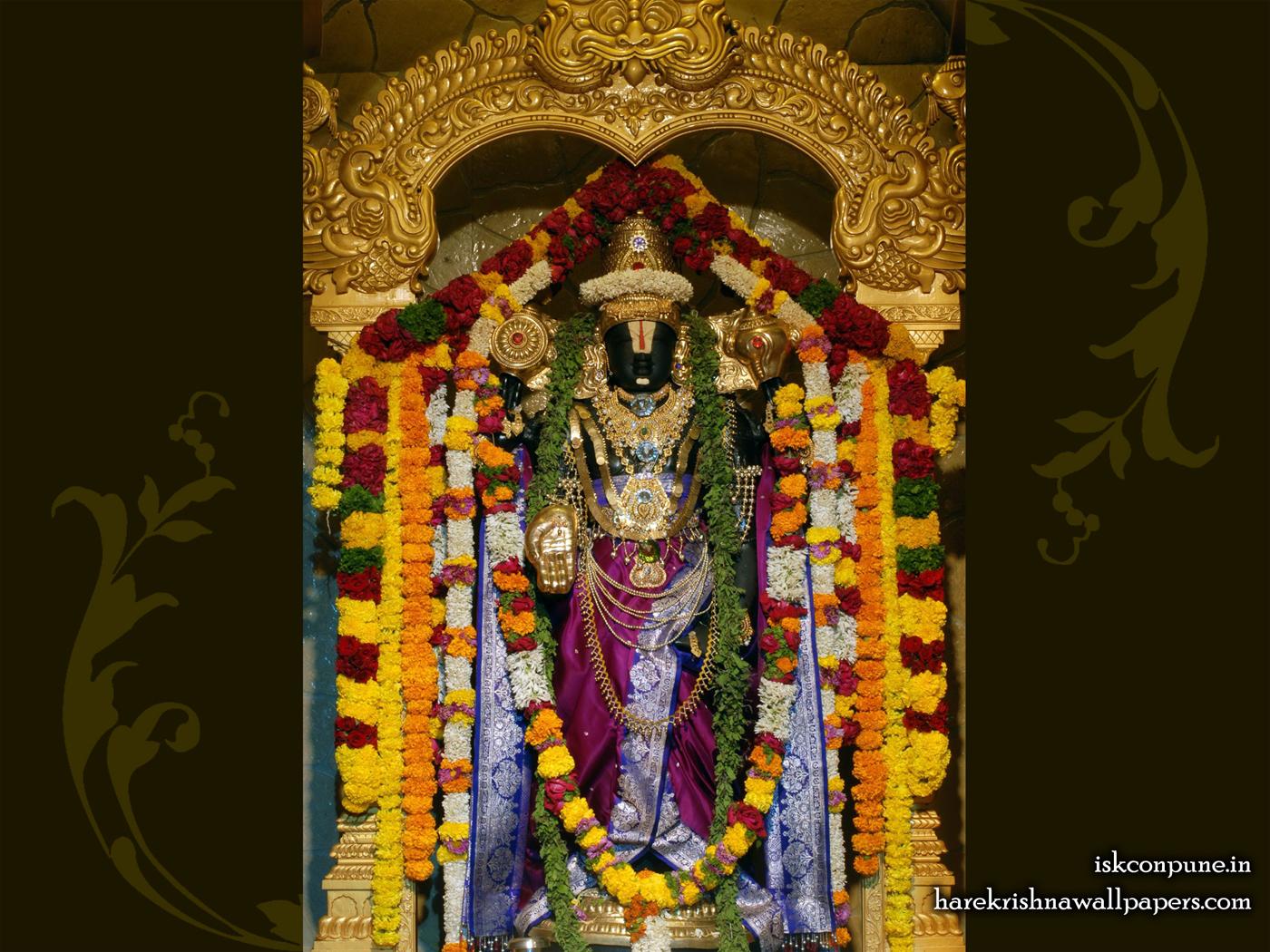 Sri Balaji Wallpaper (005) Size 1400x1050 Download