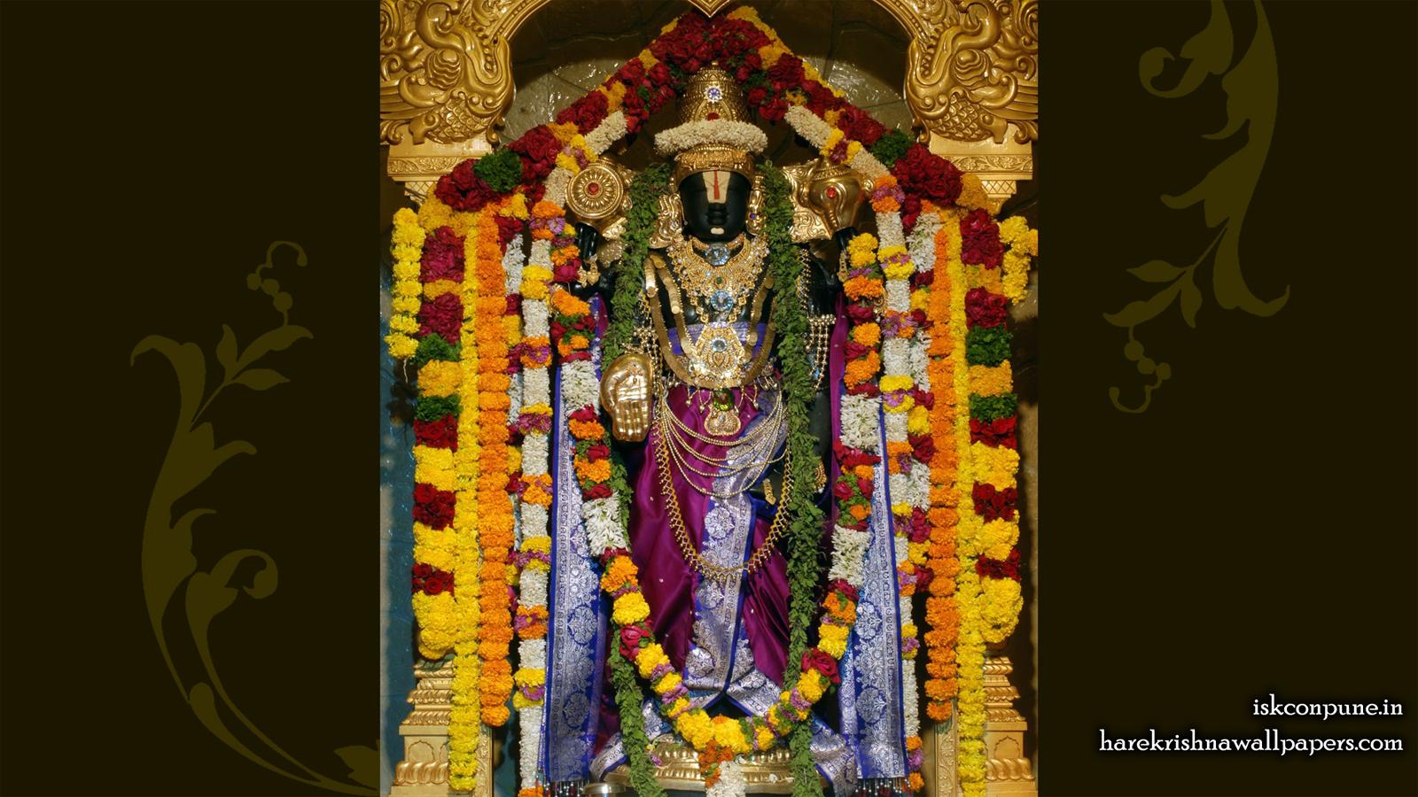 Sri Balaji Wallpaper (005) Size 1600x900 Download