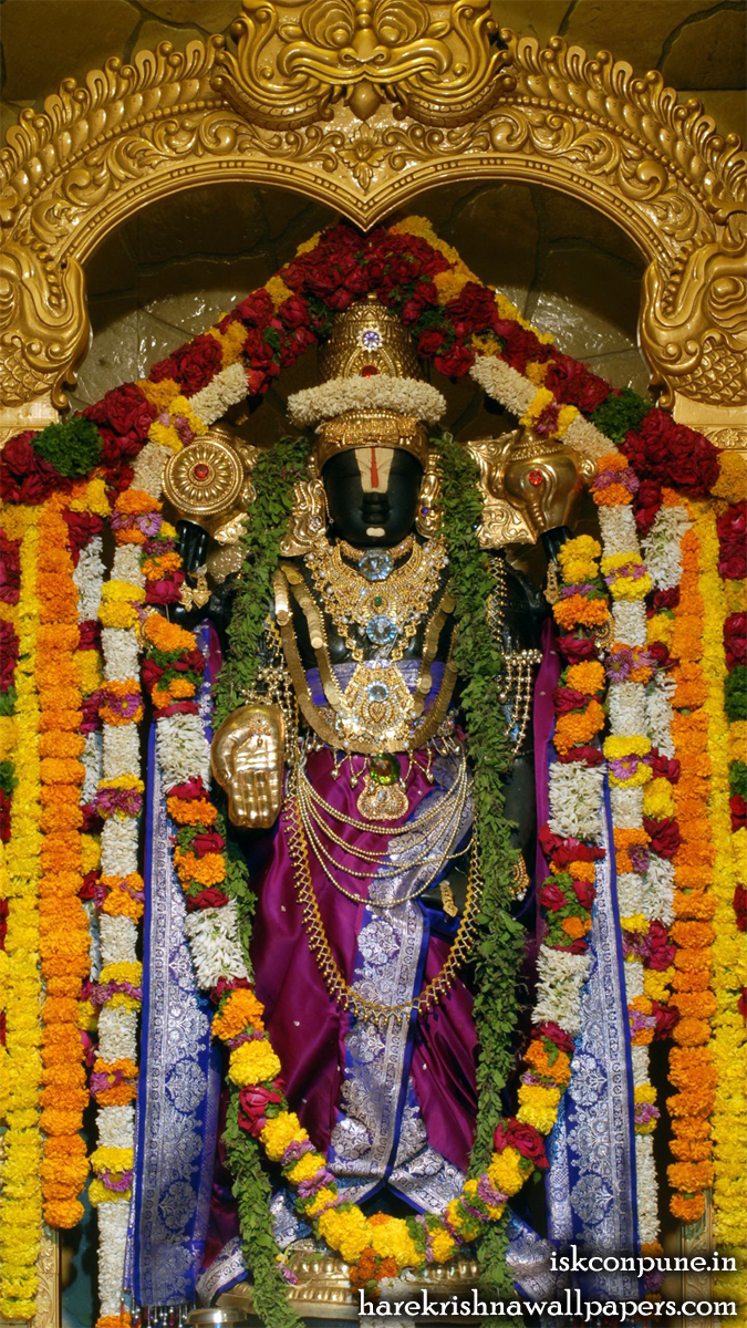Sri Balaji Wallpaper (005) Size 675x1200 Download