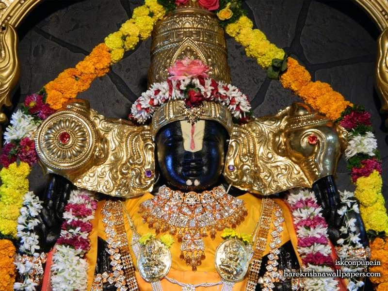 Sri Balaji Close up Wallpaper (005)