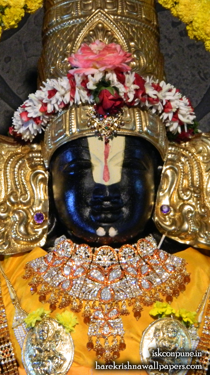 Sri Balaji Close up Wallpaper (005) Size 675x1200 Download