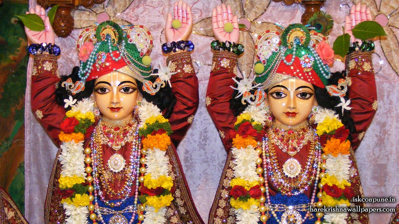 Sri Sri Gaura Nitai Close up Wallpaper (005) Size 1280x720 Download