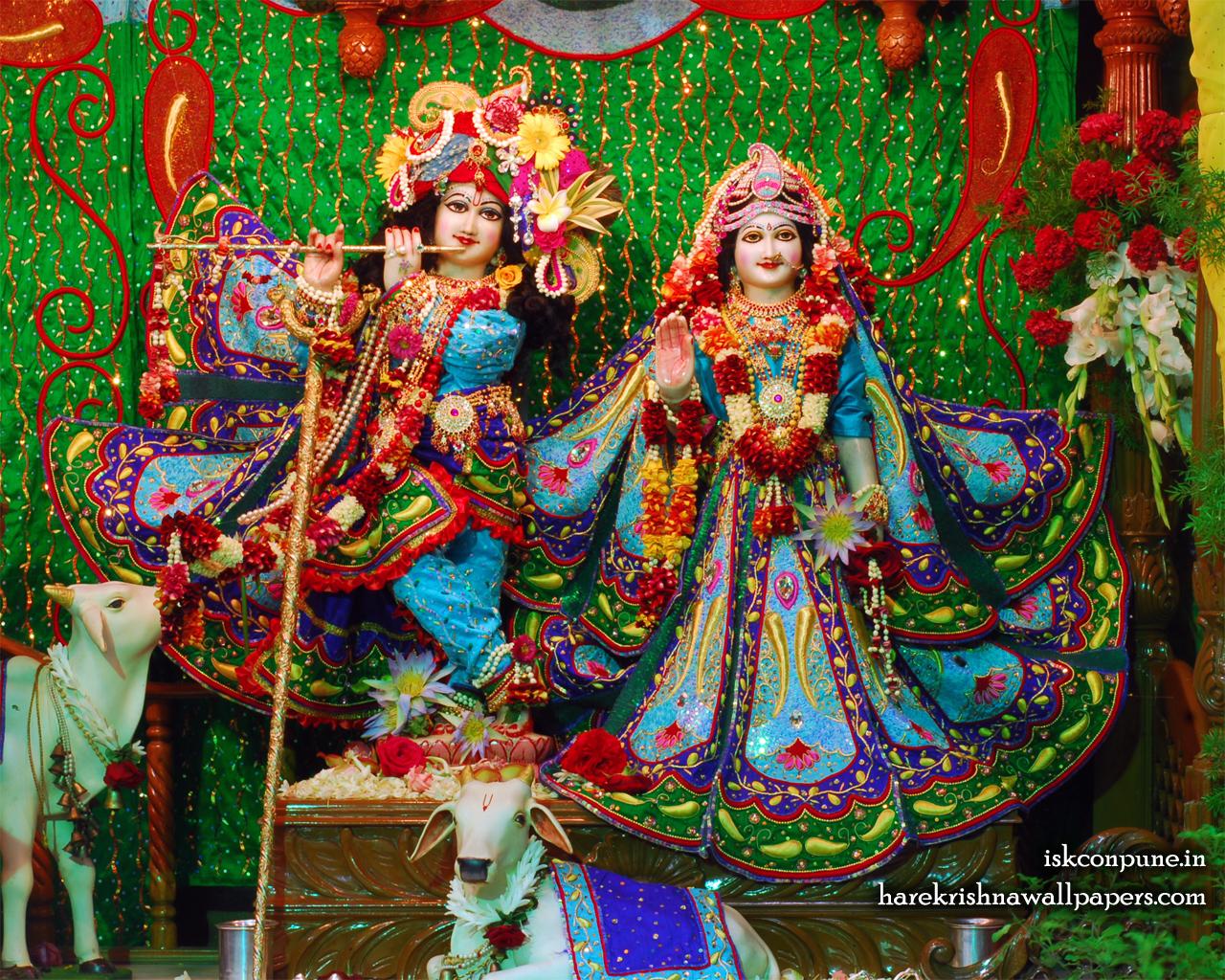 Sri Sri Radha Kunjabihari Wallpaper (005) Size 1280x1024 Download