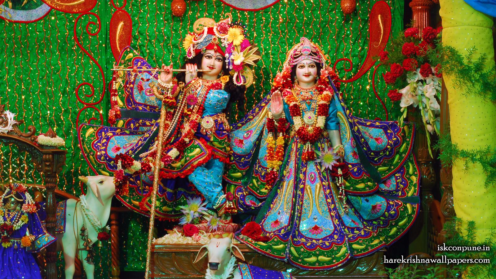 Sri Sri Radha Kunjabihari Wallpaper (005) Size 1600x900 Download