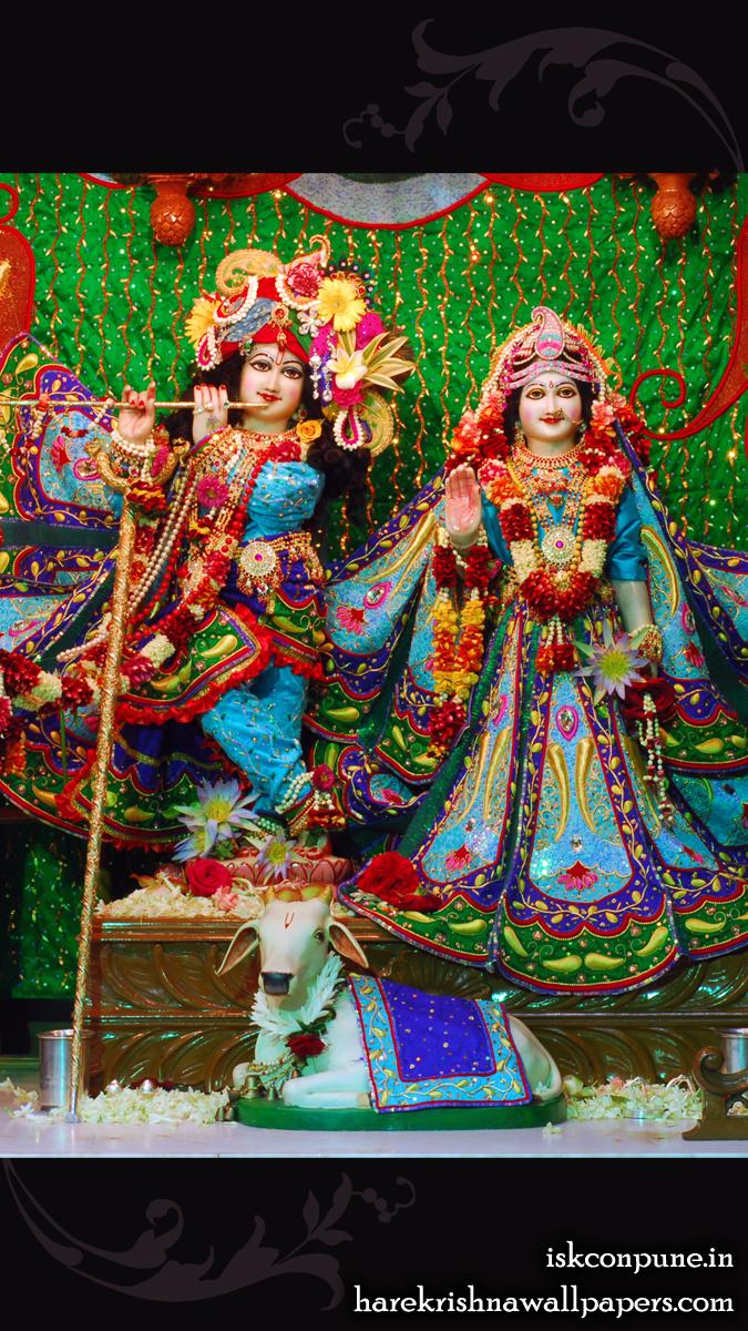 Sri Sri Radha Kunjabihari Wallpaper (005) Size 675x1200 Download