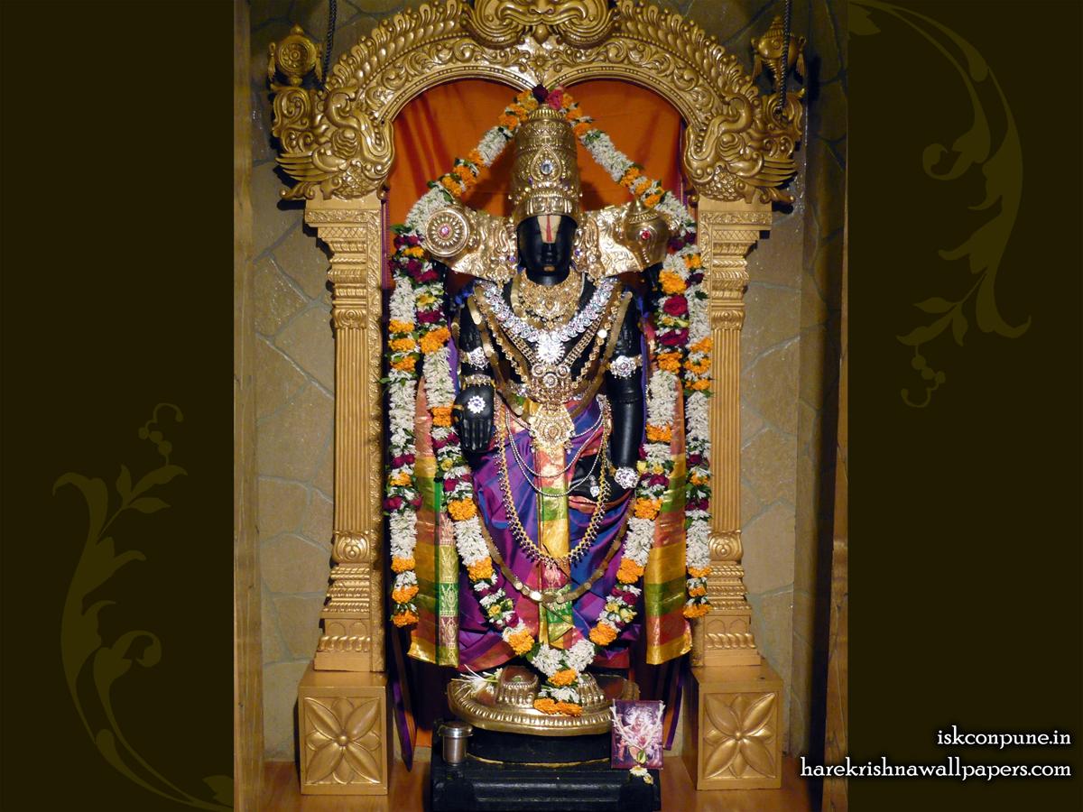Sri Balaji Wallpaper (006) Size 1200x900 Download