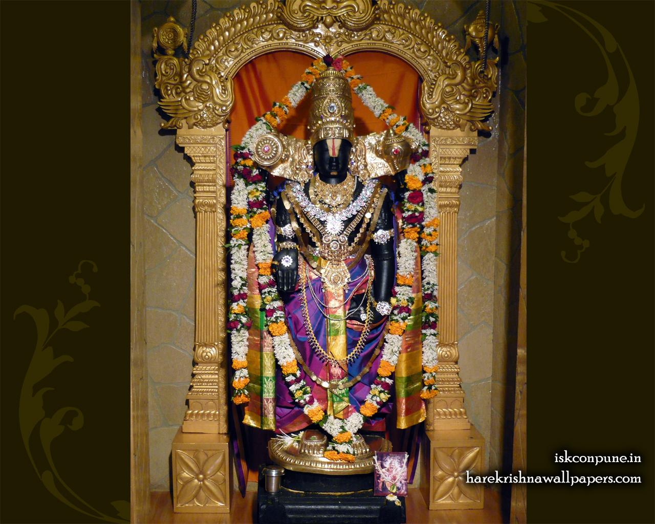 Sri Balaji Wallpaper (006) Size 1280x1024 Download