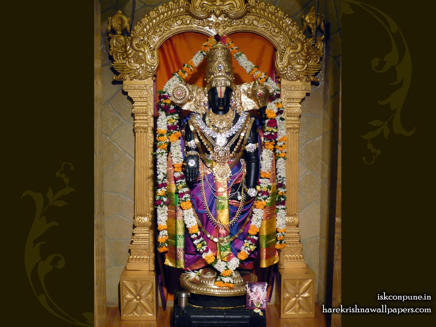 Sri Balaji Wallpaper (006) Size 1400x1050 Download