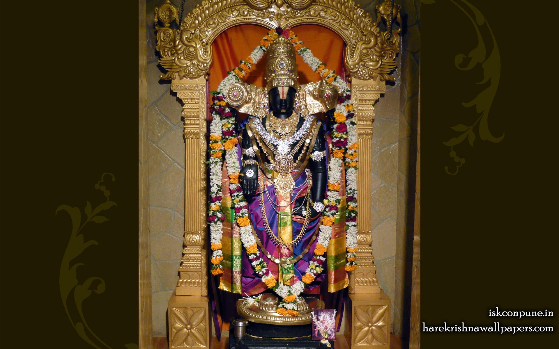 Sri Balaji Wallpaper (006) Size 1920x1200 Download