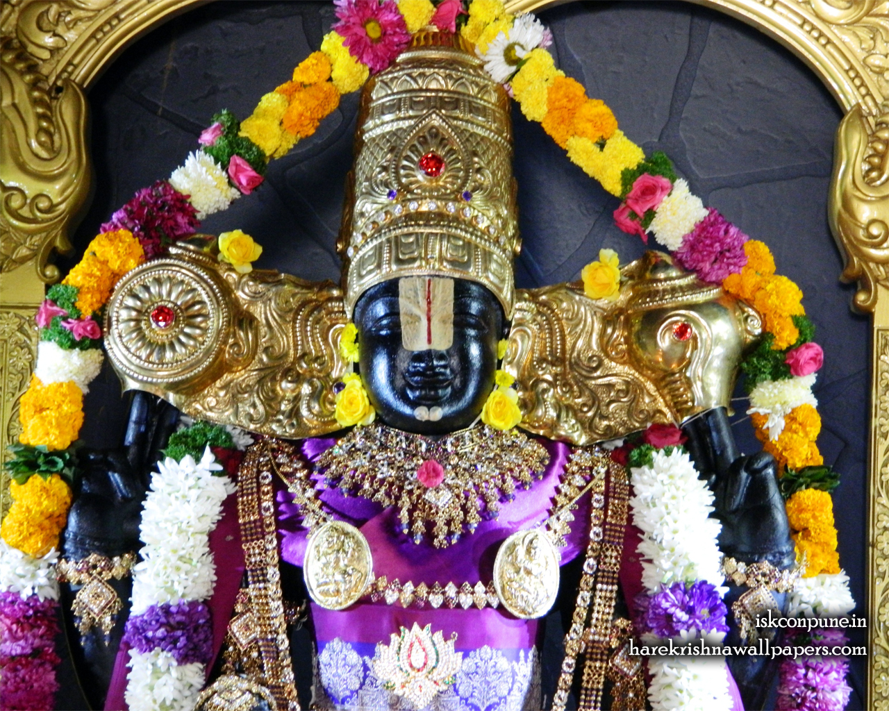 Sri Balaji Close up Wallpaper (006) Size 1280x1024 Download