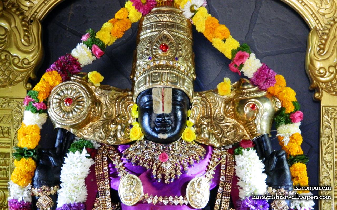 Sri Balaji Close up Wallpaper (006) Size 1280x800 Download