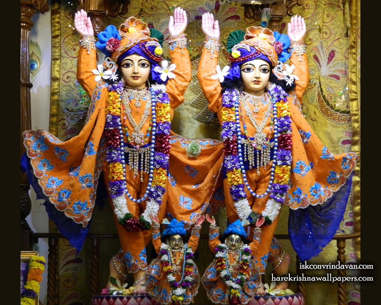 Sri Sri Gaura Nitai Wallpaper (006) Size 1280x1024 Download