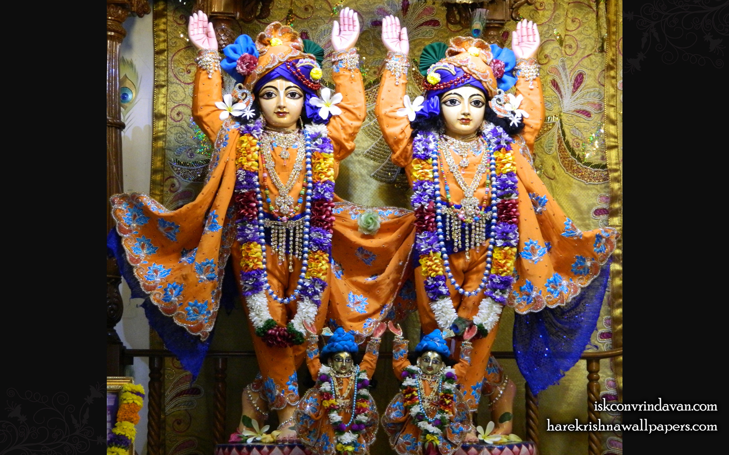 Sri Sri Gaura Nitai Wallpaper (006) Size 1440x900 Download